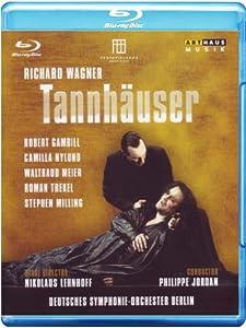 Richard Wagner - Tannhäuser [Blu-ray]