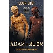 "Adam = Alien (Paperback)By Leon Bibi        Buy new: $13.58        First tagged ""ufo"" by Kate Marrone"