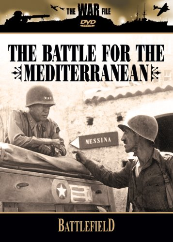 Cover art for  The Battlefield: The Battle for the Mediterranean