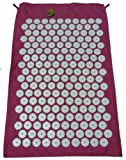 Hopi Direct The Pink Shakti Yantra Mat (Original Tension) - Better than the original version, more Acupressure Points