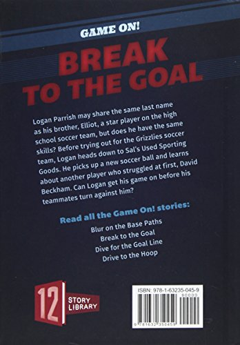 Break to the Goal (Game on!)