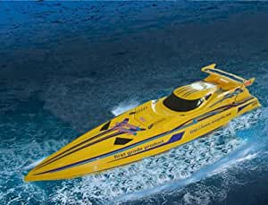 "37"" Speed X-Cyclone 1/16 RC Racing Boat R/C Radio Remote Controlled NQD Craft"