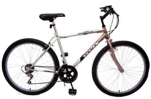 Titan Mens Pioneer Mountain Bike