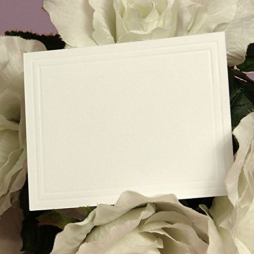 Floral - 50ea - Blank Small Cards