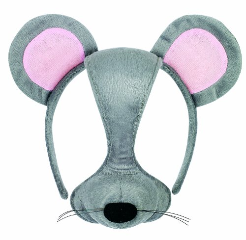 Small World Toys Furree Faces - Mouse Mask