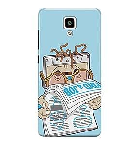 The Fappy Store need a job plastic back cover for Xiaomi redmi mi 4