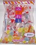 松屋製菓 ◆みぞれ玉◆ 21個×5入