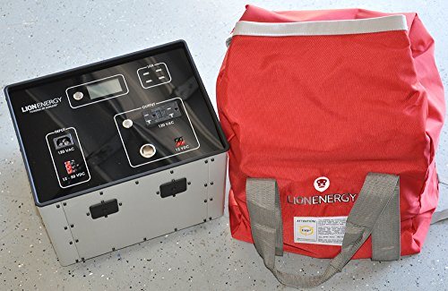 L-1500 EMP Bag Lion Energy B00USK23L6