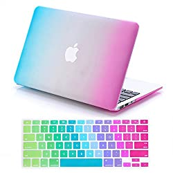 Macbook Air 13 Case, Dealgadgets Plastic Hard Shell Case Cover for 2014 New Macbook Air 13
