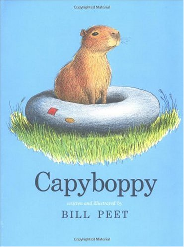 "Primary/Intermediate Book – ""Capyboppy"""