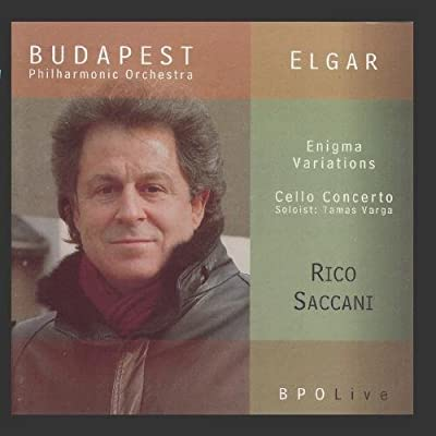 Elgar - Enigma Variations & Cello Concerto