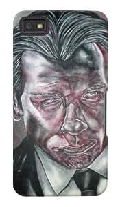 DailyObjects John Travolta Case For BlackBerry Z10 (Back Cover)