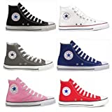 Converse Chuck Taylor All Star Hi Top Plimsolls , Trainers