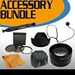 Accessory Saver Fujifilm FinePix HS20EXR Filter Kit, Lens Kit, Lens Hood & MORE!