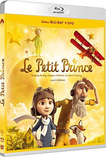 Le Petit Prince [Combo Blu-ray + DVD]