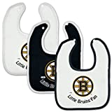 NHL Boston Bruins 3-pack Baby Bib at Amazon.com