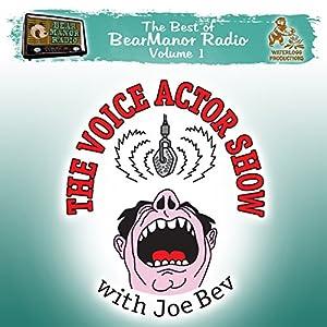 The Voice Actor Show with Joe Bev Radio/TV Program