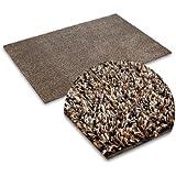 Floordirekt ECOGuard Schutzfangmatte - Karat - granit-beige, 50x80cm
