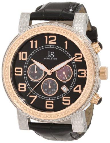 Joshua & Sons JS-07-TTR - Reloj para hombres