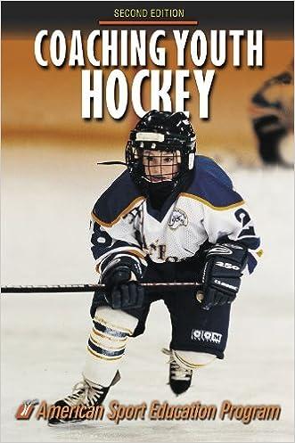 Coaching Youth Hockey - 2nd Edition (Coaching Youth Sports) written by American Sport Education Program