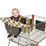 Jeep- Shopping Cart And High Chair Cover