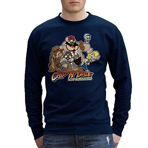 chip-n-dale-last-crusaders-indiana-jones-rescue-rangers-mens-sweatshirt