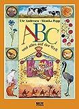 ABC und alles auf der Welt: Ein Lese-Schatz-Buch mit vierfarbigen