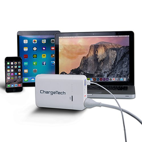ChargeTech Portable AC Power Outlet Charger