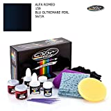 ALFA ROMEO 159 / BLU OLTREMARE PERL - 567/A / COLOR N DRIVE TOUCH UP PAINT SYSTEM FOR PAINT CHIPS AND SCRATCHES / PLUS PACK
