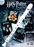 Harry Potter Selections (recorder) --- Fl�te � bec solo - Williams, John --- Alfred Publishing