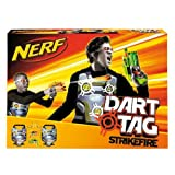 Nerf Dart Tag Strikefire 2-Player Duel System (Various Colours)by Hasbro