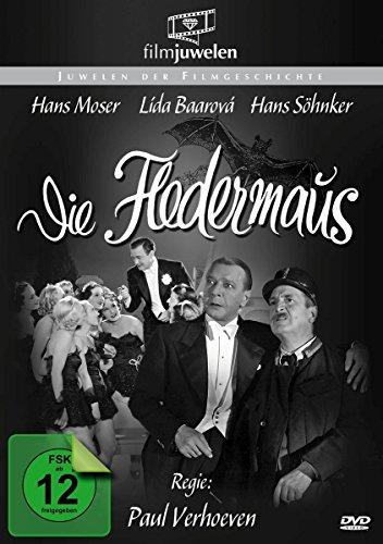 """Die Fledermaus - aka """"Die Rache einer Fledermaus"""" (Filmjuwelen) [Edizione: Germania]"""