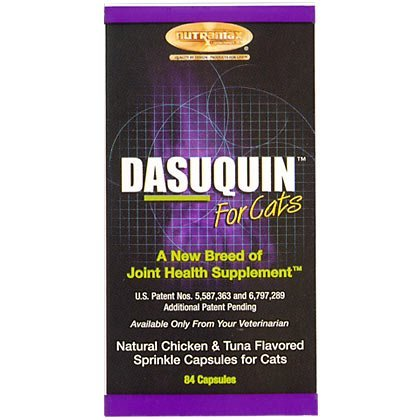 Nutramax Dasuquin for Cats Capsules  84 Count Picture