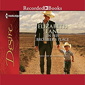In His Brother's Place Audiobook