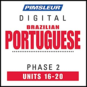 Port (Braz) Phase 2, Unit 16-20 Audiobook