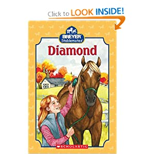 Breyer Stablemates: Diamond