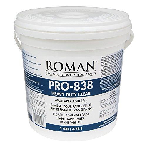 roman-011301-pro-838-1-gal-heavy-duty-wallpaper-adhesive-clear