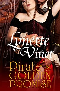 Pirate's Golden Promise by Lynette Vinet ebook deal