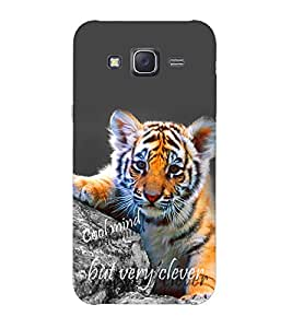 Doyen Creations Designer Printed High Quality Premium case Back Cover For Samsung Galaxy Grand 3