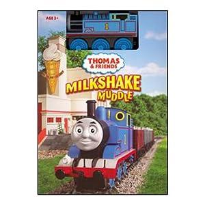 Thomas and Friends -  Milkshake Muddle (with toy train)
