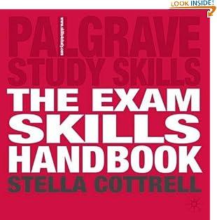 The Exam Skills Handbook (Palgrave Study Skills) (Paperback)