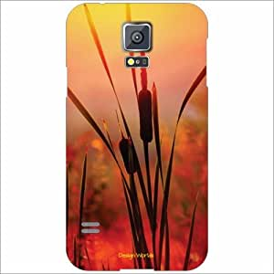 Design Worlds - Samsung Galaxy S5 Designer Back Cover Case - Multicolor Pho...