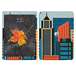 Theskinmantra Retro Urban SKIN/STICKER/VINYL for Apple Ipad Pro Tablet 12.9 inch