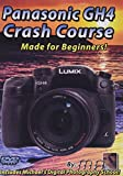 Panasonic GH4 Crash Course Training Tutorial DVD | Made for Beginners!