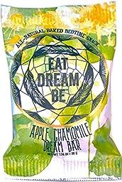 EAT DREAM BE - Apple Chamomile Dream Bar (12 Pack) Relaxation Snacks