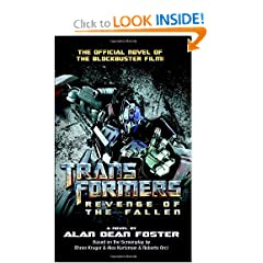 Transformers: Revenge of the Fallen (Transformers (Ballantine Books)) by Alan Dean Foster