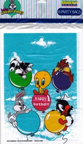 Baby Looney Tunes - Party (Loot) Bags - 1