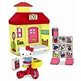 Mega Bloks Hello Kitty School House Playset
