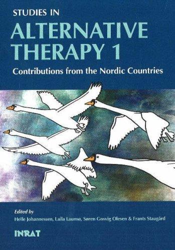 Studies Alt Therapy 0 (No. 1)