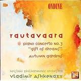 Rautavaara:  Piano Concerto No